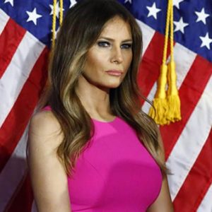 US First Lady Melania Trump Undergoes Kidney Surgery