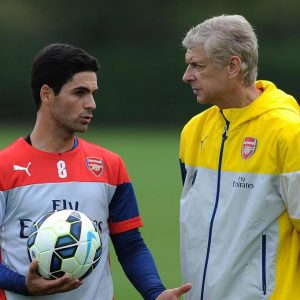 Mikel Arteta Set To Take Over From Wenger As Arsenal Boss