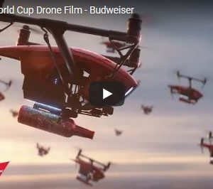 FIFI World Cup: Budweiser Is So Ready, Check Out The 'Light Up The FIFA World Cup' Campaign
