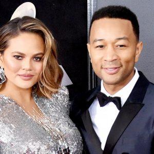 John Legend And Chrissy Teigen Call Roseanne Barr A Racist Idiot