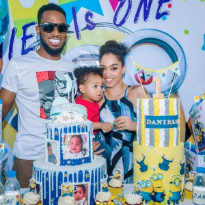 Photos From Dbanj's Son's Daniel Oyebanjo First Birthday Party