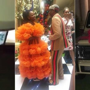 House Of Reps Majority Leader Femi Gbajabiamila Buys Wife N75m Benz G-Wagon On Her 50th Birthday