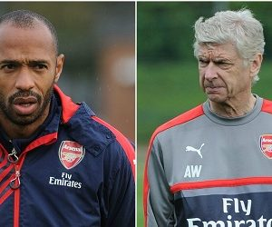 Thierry Henry Slammed For Snubbing Arsene Wenger's Farewell Game…