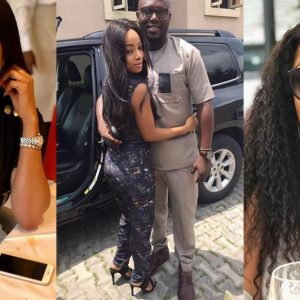 Media Personality, Toke Makinwa Reacts To News That Her Ex-Boyfriend, Seyi Kuye, Just Got Married