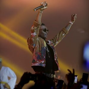 PHOTOS: Tiwa Savage, Wizkid, Seyi Shay And Pepsi Dj Ambassadors Brought It On
