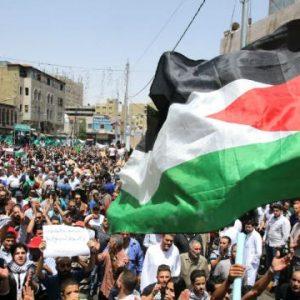 Protest In Jordan Over U.S Embassy Opening