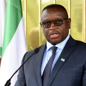 Sierra Leone New Pres. Julius Maada Bio Announces Free Education