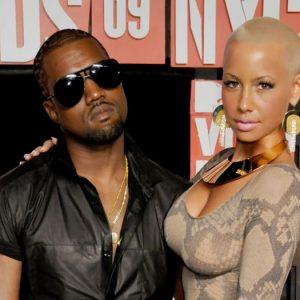 """Amber Rose Says President Trump Is Her Ex Kanye West """"In A White Man's Body"""""""