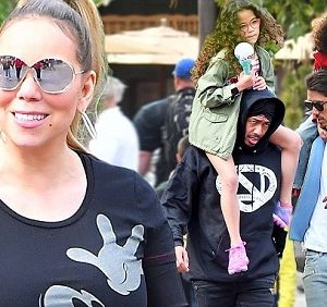 Mariah Carey, Nick Cannon Celebrate Twins' Birthday With Her Dancer Boyfriend