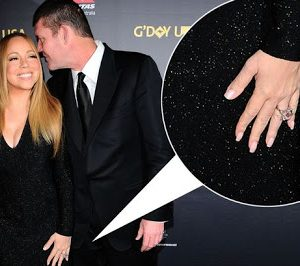 Singer Mariah Carey Sells Engagement Diamond Ring From James Packer