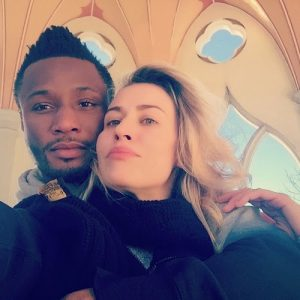 John Mikel Obi's Babymama Replies Troll