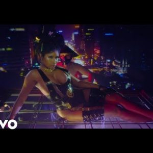 "Watch: Nicki Minaj Releases Music Video For ""Barbie Tingz"" And ""Chun-Li"""