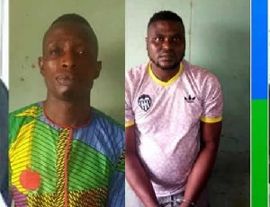 Offa Bank Robbery, Police Capture Two Wanted Suspects
