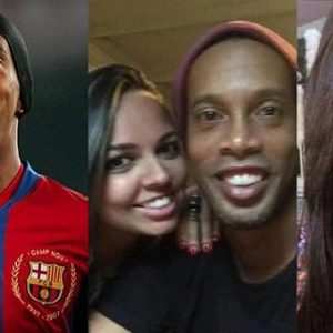 Football Legend, Ronaldinho, Set To Wed His Two Girlfriends At The Same Time