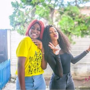 PHOTOS: Reality Star Alex and Actress Adesua Etomi Visit Orphanage to Celebrate Children's Day