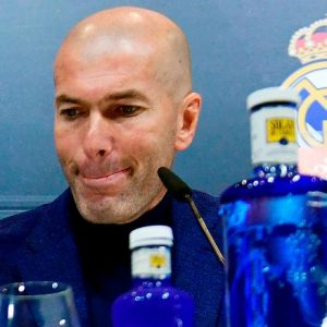 Zinedine Zidane Steps Down As Real Madrid Manager