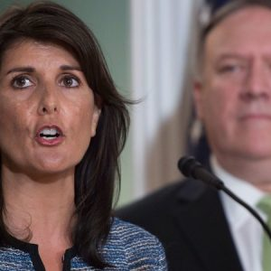 US Quits From U.N. Human Rights Council