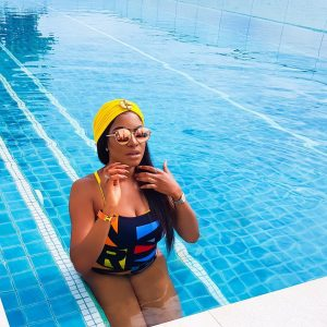 Actress Chika Ike Is Living Her Life On Vacation In Jamaica