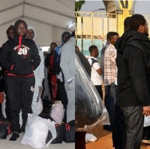"US Deports 34 Nigerians Over ""For Minor Offenses"""