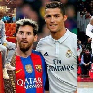 Floyd Mayweather, Leo Messi, Cristiano Ronaldo To Forbes 100 Highest Paid Athletes List