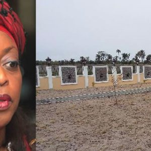 Court Orders Fortiture Of former Minister Diezani's N325.4m Land
