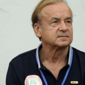 We will beat Iceland & Argentina To Qualify Says Gernot Rohr