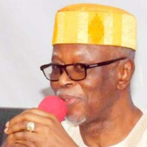 BREAKING: Odigie-Oyegun Withdraws From APC National Chairmanship Race