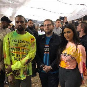 Kanye West Hosts New Album Listening Party