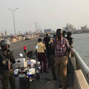 Male LASU Student Attempts To End His Life By Jumping Off Lagos Lagoon…