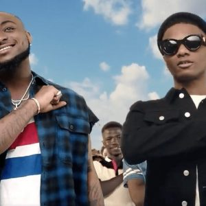 VIDEO: Wizkid, Davido, Tiwa Savage, Iwobi, victor Moses, Tekno Feeling The Naija Spirit