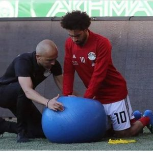 PHOTOS:  M Salah Joins Egypt Training Ahead Of World Cup…