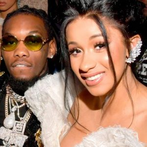 Cardi B Confirms She Married Offset Last Year In September…