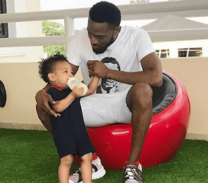 Dbanj Confirms The Death Of His Son…