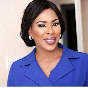 Nollywood Actress Fathia Williams Warns Against Back Stabbing Friends