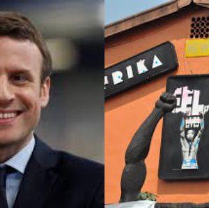 French President, Emmanuel Macron To Visit Fela Shrine