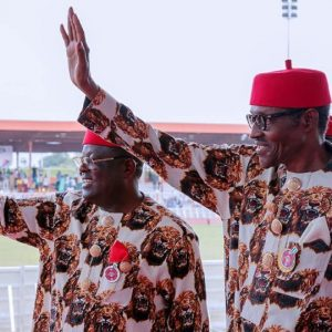 Igbo Monarchs Back President Buhari's Honour For MKO Abiola Endorses Him For 2nd Term