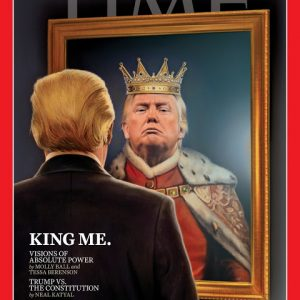 Donald Trump Covers TIME Magazine's June Issue