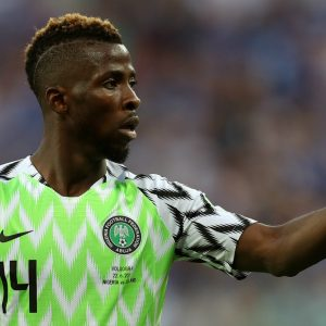 World Cup 2018: It's Do Or Die Against Argentina – Kelechi Iheanacho