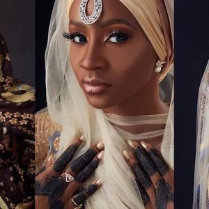 Eid-Al Fitr: Reality Star Anto Lecky Looking Stunning In New Photos