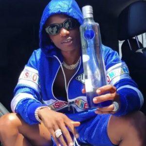 Photos: Starboy, Wizkid Becomes Ciroc Brand Ambassador