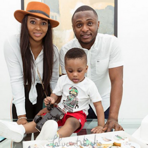 PHOTOS: Actress Lilian Esoro And Ubi's Son Birthday Party