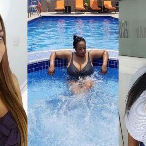 """Why Do You Like My Boobs, Are You Bisexual"" – Actress Funke Adesiyan Slams Linda Ikeji"