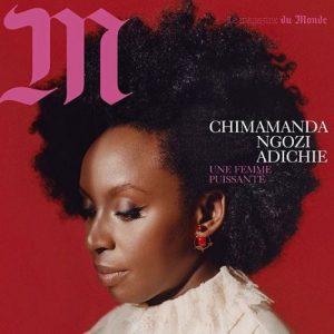 Chimamanda Adichie Graces Cover French Magazine 'M-Lemonde'