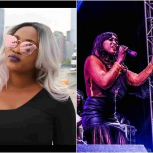 No Nigerian Female Music Star Can Intimidate Me, Says Afro Pop star Doyinsola