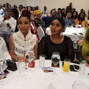 Photos:  Nollywood Actress Halima Abubakar's Movie Premiere