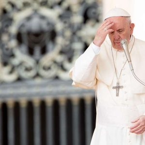 Pope Francis Accepts Resignation From US Cardinal In Child Sexual Abuse Scandal