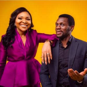 Photos Of Olu Jacobs And Joke Siva's Son, Set To Wed (Details)