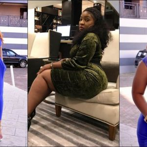 Nollywood Actress Anita Joseph,  Why I Don't Expose My Body Anymore