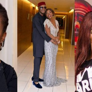 """""""Every Other Man I Dated Was A Distraction"""" Says Annie Idibia"""