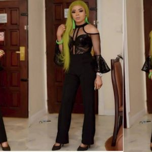 Lady Blasts Bobrisky For Slaying Too Much